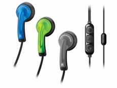 Scosche (HP65md2) Chameleon Earbuds with tapLINE II Control Technology