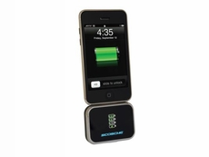 Scosche (IBAT2) Rechargeable Battery Pack and Charger for iPod and iPhone