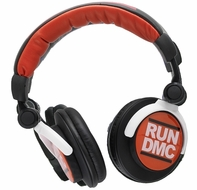 Section 8 (RBH-5178) Live Nation, Run DMC DJ Headphones In Box