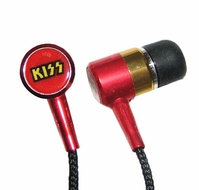 Section 8 (RBW-4867) Live Nation, Kiss In-Ear Buds Window Box