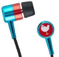 Section 8 (RBW-5000) Live Nation, Woodstock In-Ear Buds Window Box