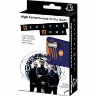 Section 8 (RBW-6465) Live Nation, Depeche Mode In-Ear Buds Window Box