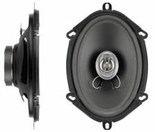 "Logic (SK570) 160W 5""x7""/6""x8"" 2-Way High Power Speaker"