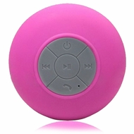 Fresh eTech (SKU181) Pink Splash Shower Tunes - Wireless Shower Speaker