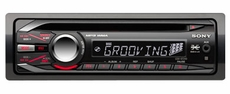 Sony (CDX-GT240) 52 Watts x 4 High Power Xplod CD Receiver