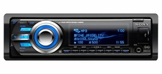 Sony (CDX-GT740UI) 52 Watts x 4 High Power, Xplod CD Receiver