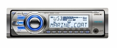 Sony (CDX-M60UI) Marine CD Receiver MP3 players iPhone and iPod