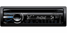 Sony (MEX-BT3800U) 52 Watts x 4 High Power, REFURBISHED - Xplod Bluetooth