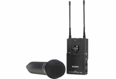 Sony (UWPV2/4244) Handheld Mic TX and Portable RX Wireless System