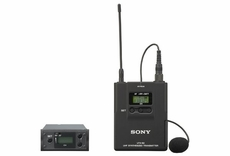Sony (UWPX7/4244) Lav Mic, Bodypack TX and RX Module Wireless System