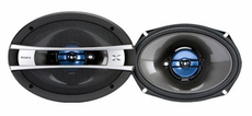 Sony (XS-GT6936A) 300W Max Power (60W Rated) Xplod GT Series Speakers
