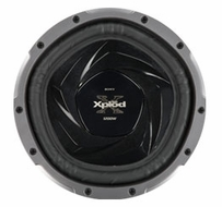 "Sony (XS-L10S) 1200W peak (330W rated) Xplod 10"" Slim Series Subwoofer"