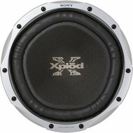 Sony (XSLD106P5PKG) 10-Inch Subwoofer 2 Subwoofers Virtual Package