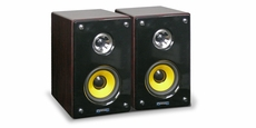 "Technical Pro (MRS-4) 4"" 50w Max, Studio Monitor Speakers (Pair)"