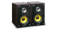 Technical Pro (MRS43U) Active & Passive USB Studio Monitors (Pair)