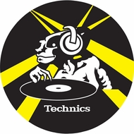 Technics (RP-WA1200Y) Slip Pad, 2 Pack - Yellow