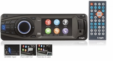 Logic (TS805i) 60 Watts x 4 Channels DVD Receiver with Touch Screen Control