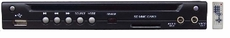TView (DVD360HD) Half Din DVD Player W/ Illumination DVD/ MP4/ WMA/ DVD, USB, SD Card, Remote