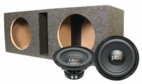 Ported / Vented Enclosures