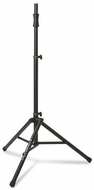 Ultimate Support (TS-100B) Air-Powered Series Lift-assist Aluminum Tripod Speaker Stand with Integrated Speaker Adapter