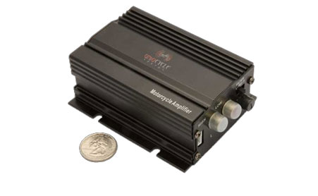 UNiQ Cycle (UCS-AMP) 300W Mini Custom Motorcycle Amplifier