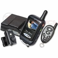VisionGuard (8000) Full Featured Vehicle Security and Remote Starter with a Built-in Camera and Strobe Flash Feature