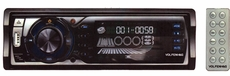 Volfenhag (ZX-7127) CD CDRW Player AM FM Digital Radio MP3 WMA USB Port SD Card Slot Flip Down Detachable Front Panel