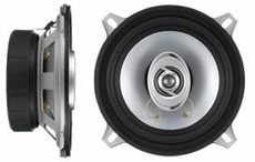 "Logic (XJ520) 250W 5-1/4"" 2-Way High Power Speaker, Pair"