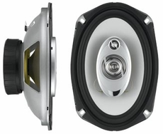 "Logic (XJ690) 500W 6""x9"" 3-Way High Power Speaker, Pair"