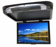 """Zicom (ZFD19WHDMI) 19"""" Widescreen Flip Down Video Monitor with HDMI Input"""