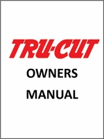CLICK HERE for a TRU-CUT Reel Mower Owner's Manual