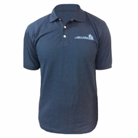 2013 USA Pro Challenge Men's Knit Polo - Navy