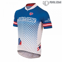Pearl Izumi Official 2013 USA Pro Challenge Jersey - Blue/White