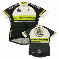 Pearl Izumi USA Pro Challenge Stage 1 Aspen/Snowmass Jersey - Black/Gold