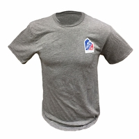US Pro Challenge Stage Back Tee - Grey