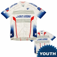 USA Pro Challenge 2014 Youth Official Jersey - White