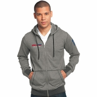 USA Pro Challenge Full Zip Hoody - Grey<br><b>Pre-Order: Ships December 12th</i></b>