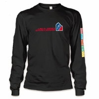 USA Pro Challenge Jersey Sleeve Long Sleeve Tee - Black