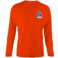 USA Pro Challenge Long Sleeve Performance Tee - Red