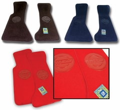 1984-1996 Carpeted Floor Mats with GM Licensed Logo