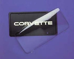 1984-1996 Contour License Plate Covers