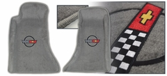 1984-1996 Molded Floor Mats with Logo