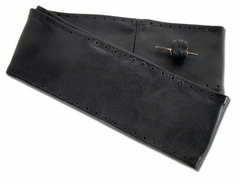 1984-1996 Steering Wheel Covers - Wheelskins Leather (Black Only)