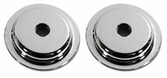 1984-1996 Upper Ball Joint Covers Chrome
