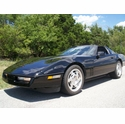 1990 L98 Black Corvette Coupe - Phil W.