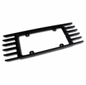 1991-1996 Phantom Louvered License Frames