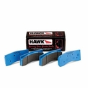 1997-2013 C5, C6 Corvette Hawk Blue Race Brake Pads