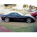 1998 Black C5 Corvette - Ghreg E.