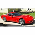 1998 Red C5 Corvette - Jerry M.