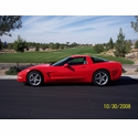 2002 C5 Torch Red Coupe - Gary L.